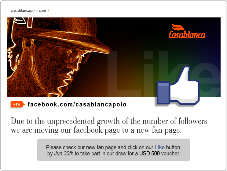 We are moving our facebook page to a new fan page