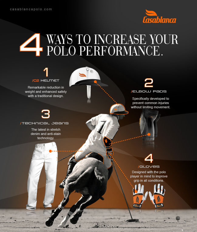 4 Ways to Increase your Polo Performance