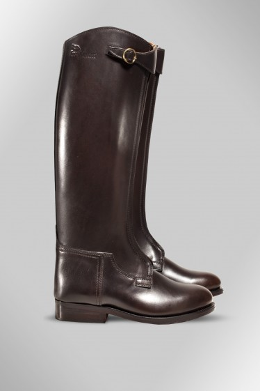 Pro Zipper Front Polo Boots
