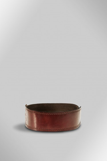 Detachable Leather Velcro strap (Tobacco)