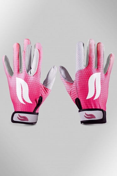 New Pink Polo Gloves